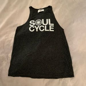 SoulCycle Gray Tank
